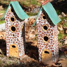 Garden - Tall Houses
