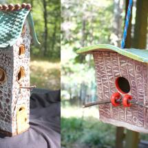 Garden - Bird Houses