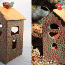 Garden - Fish House