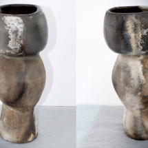 Smoke-Fired Triple Vessel